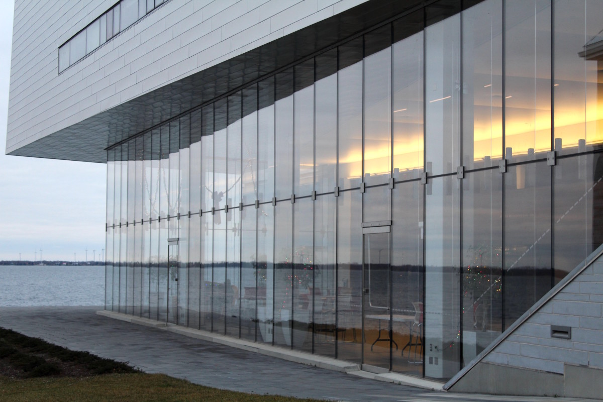 Glass Facades in Kingston, Ontario: A Photo Essay