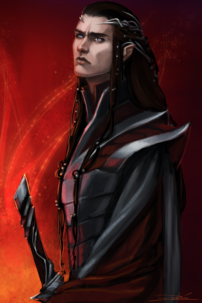 Middle-Earth Profiles: Feanor
