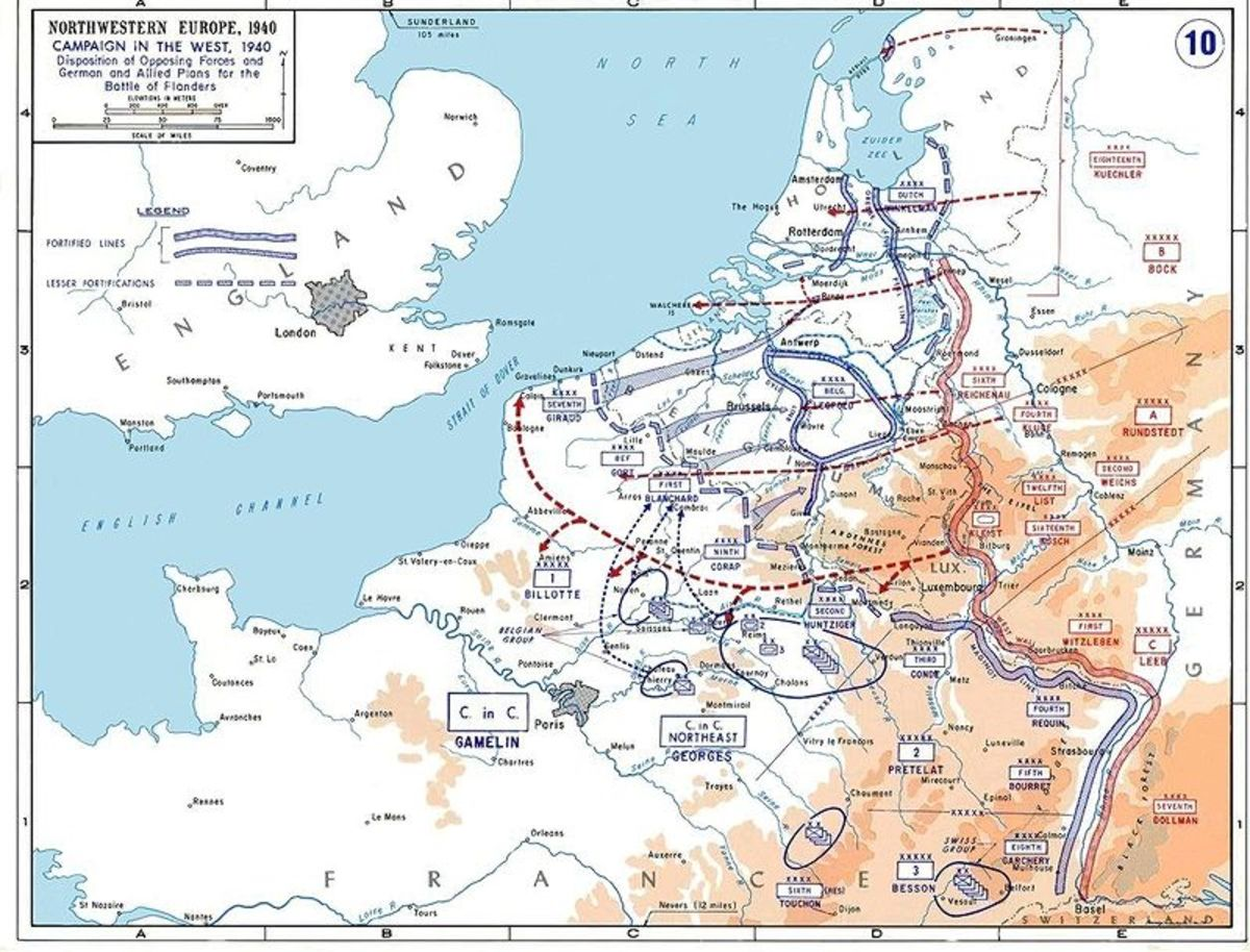 The French Army in 1940
