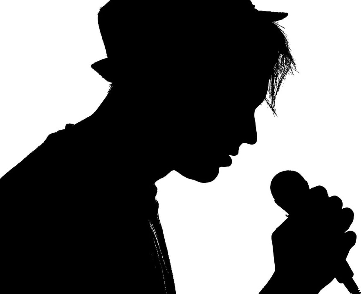 Voice, a Poem