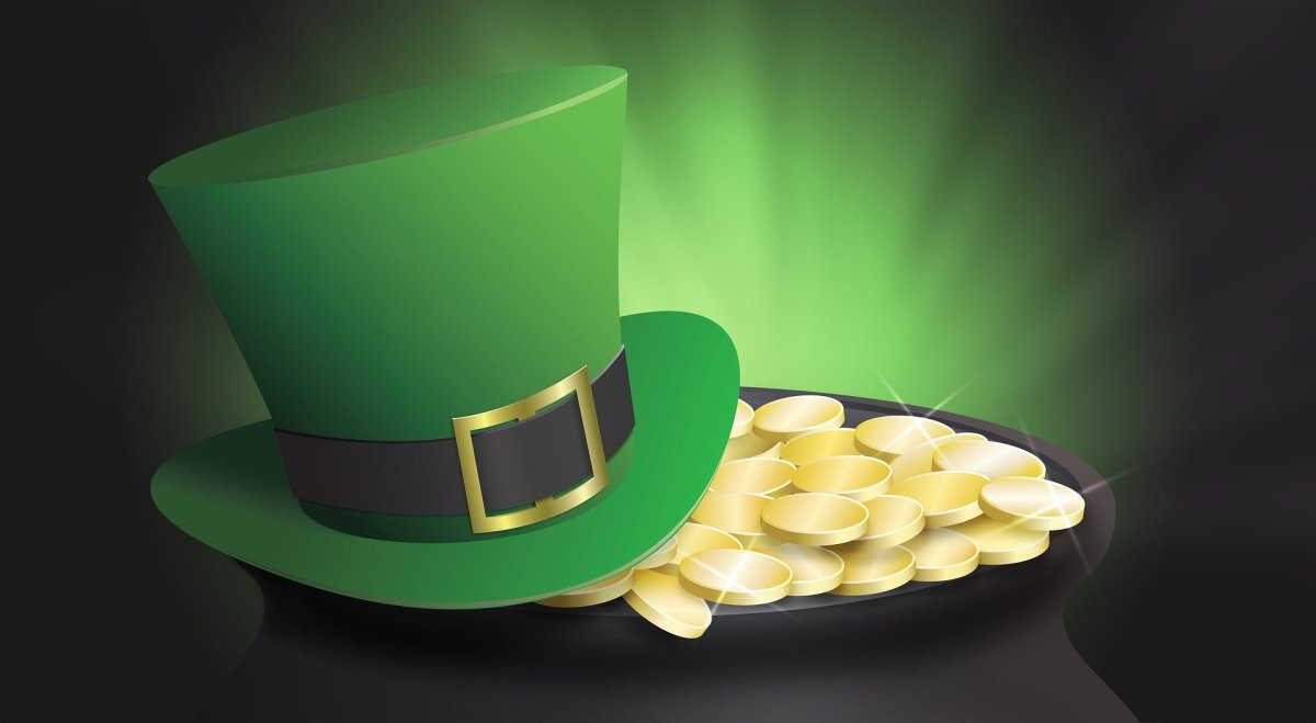 How to Catch a Leprechaun and Get His Pot of Real Gold