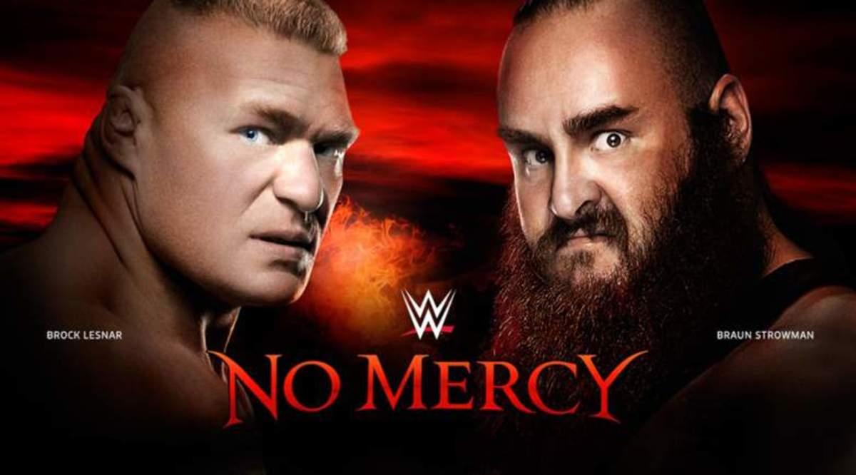 No Mercy Promo