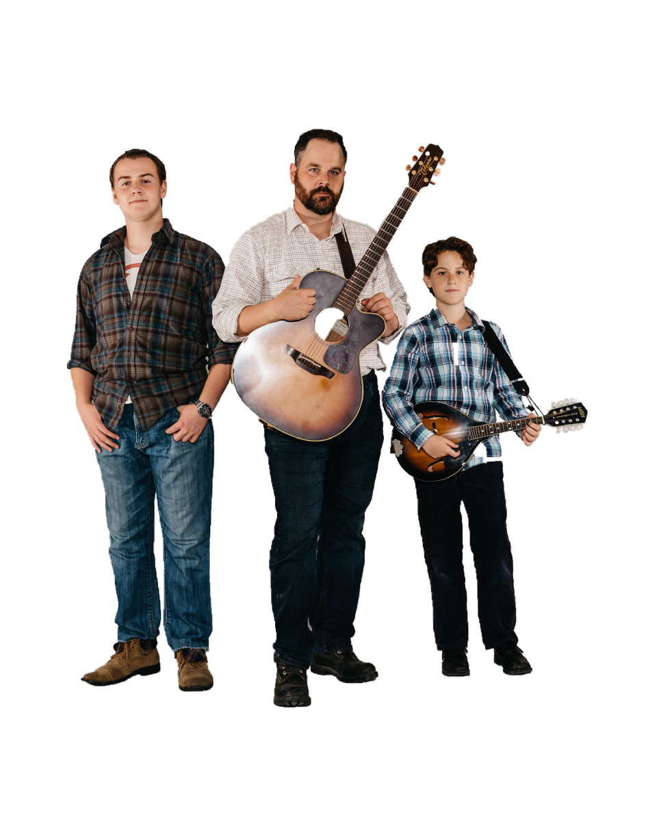 The Janzen Boys: Canadian Folk Band Profile