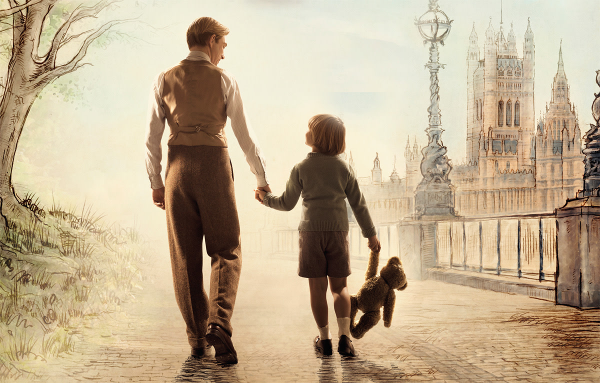 """Goodbye Christopher Robin"": A Millennial's Movie Review"