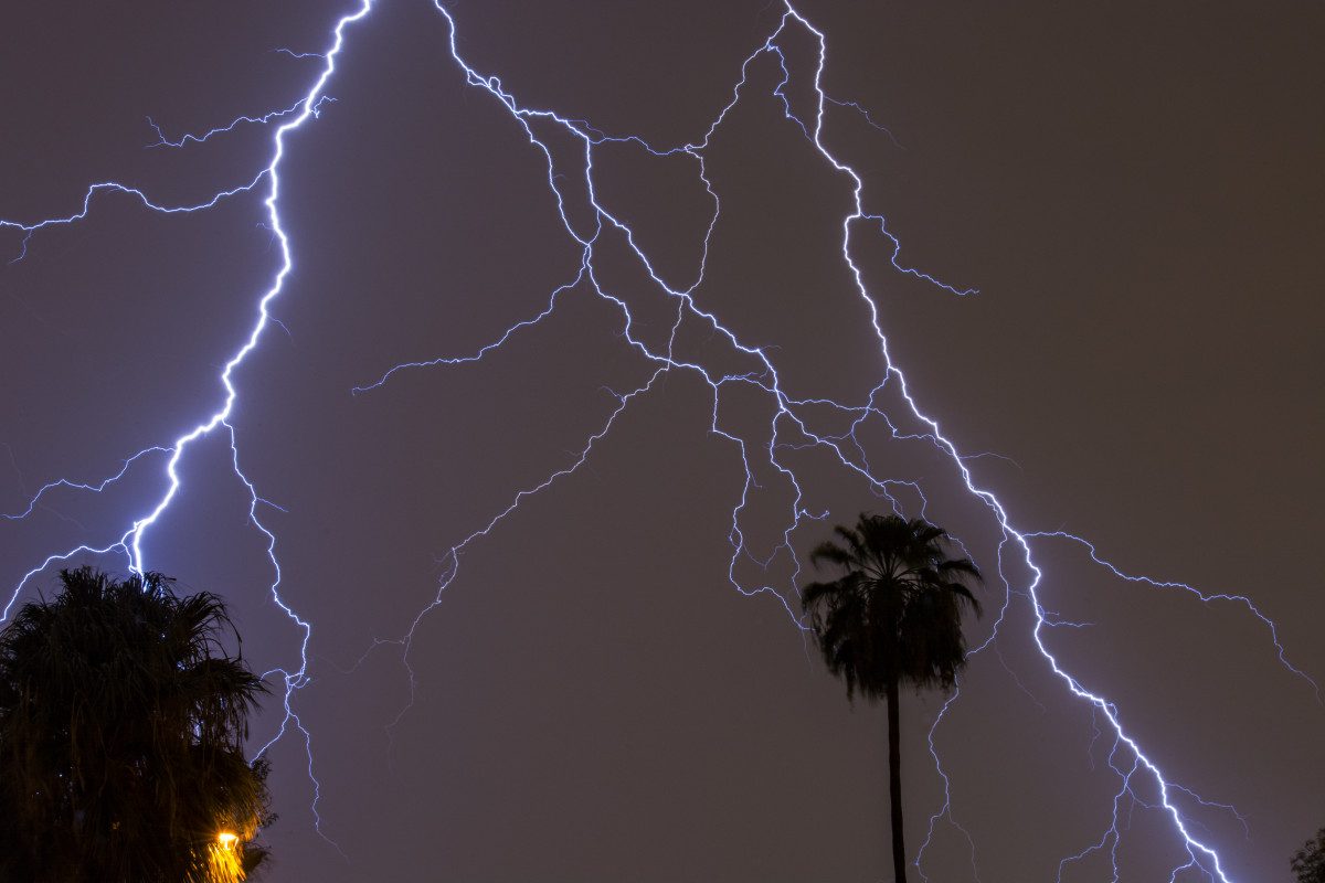 How to Capture Lightning With Your Camera