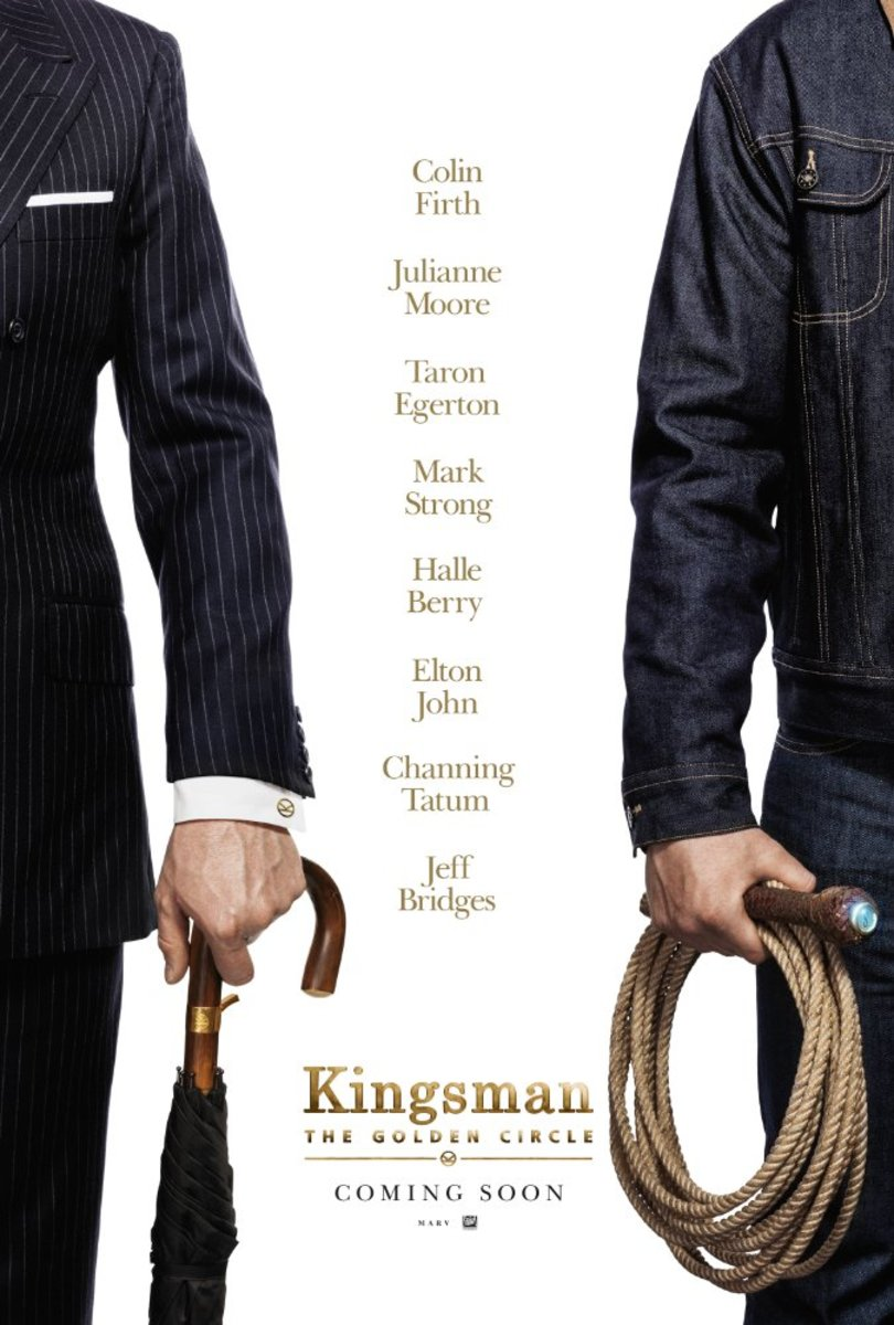 'Kingsman: The Golden Circle' Reviewed