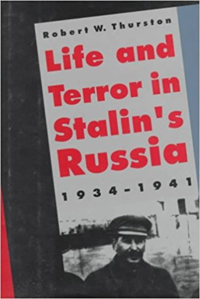 Life and Terror in Stalin's Russia: 1934-1941.