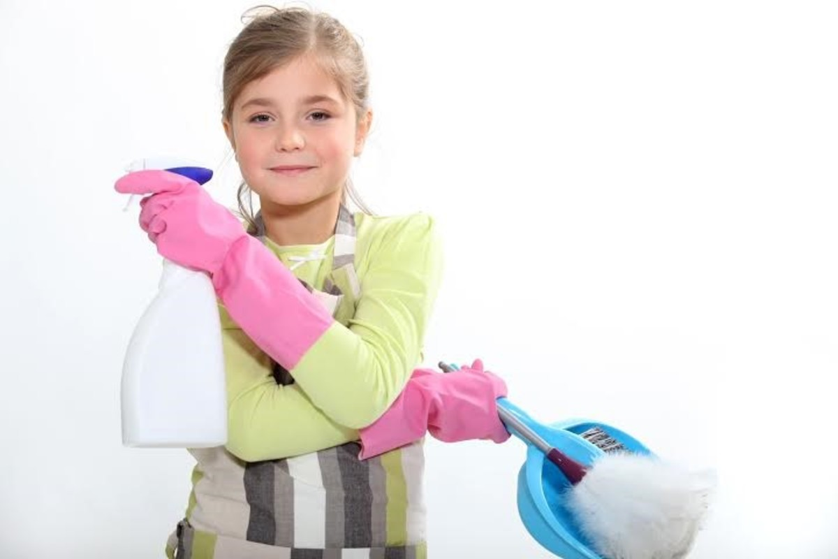 9 Reasons Why Kids Need Chores