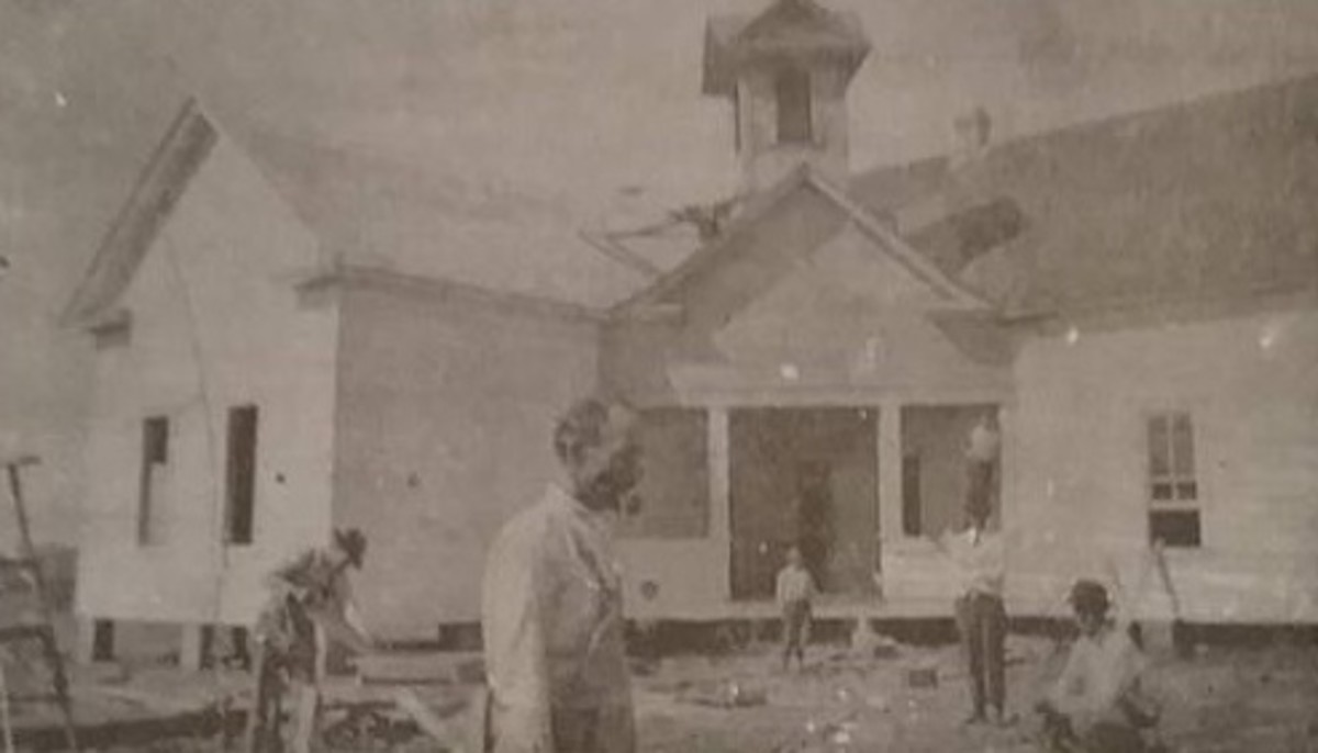 Construction of Cowlington School