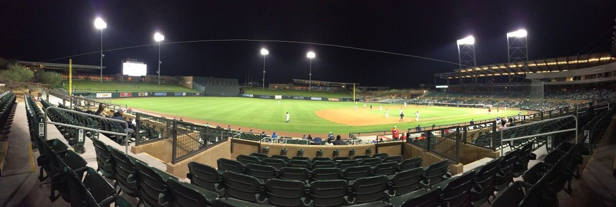 The Arizona Fall League: Professional Baseball in the Fall