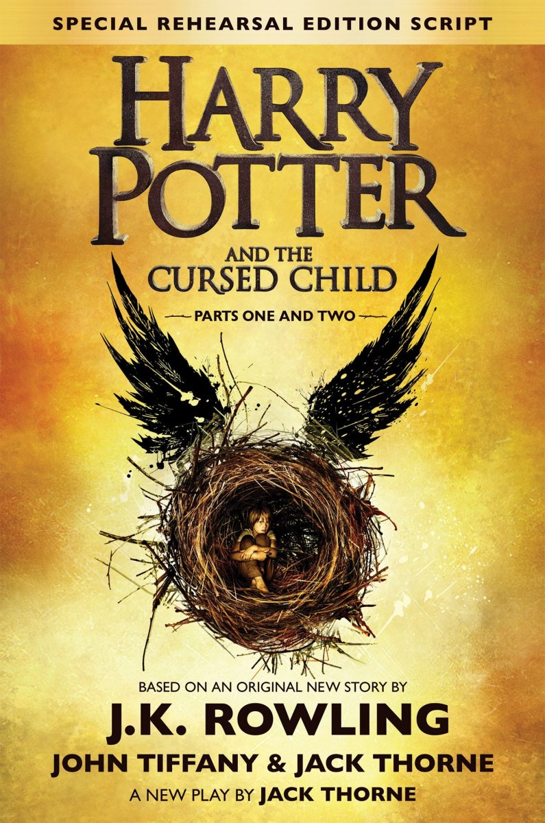 Book Review: 'Harry Potter and the Cursed Child' (2016)