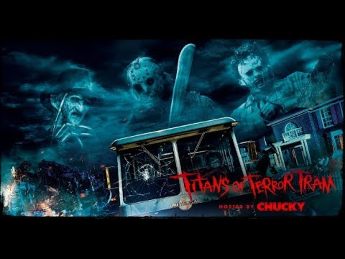 Universal Studios - Halloween Horror Nights 2017: Mazes Ranked