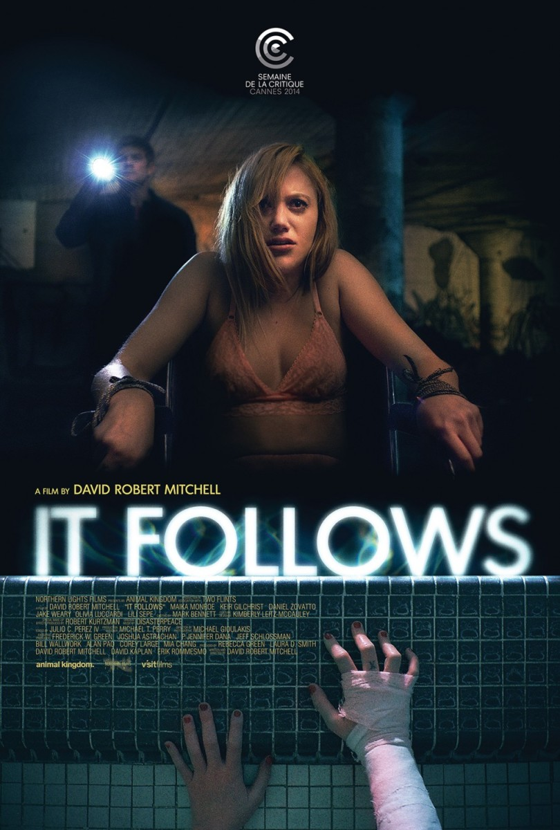 "Netflix Halloween Countdown: ""It Follows"""