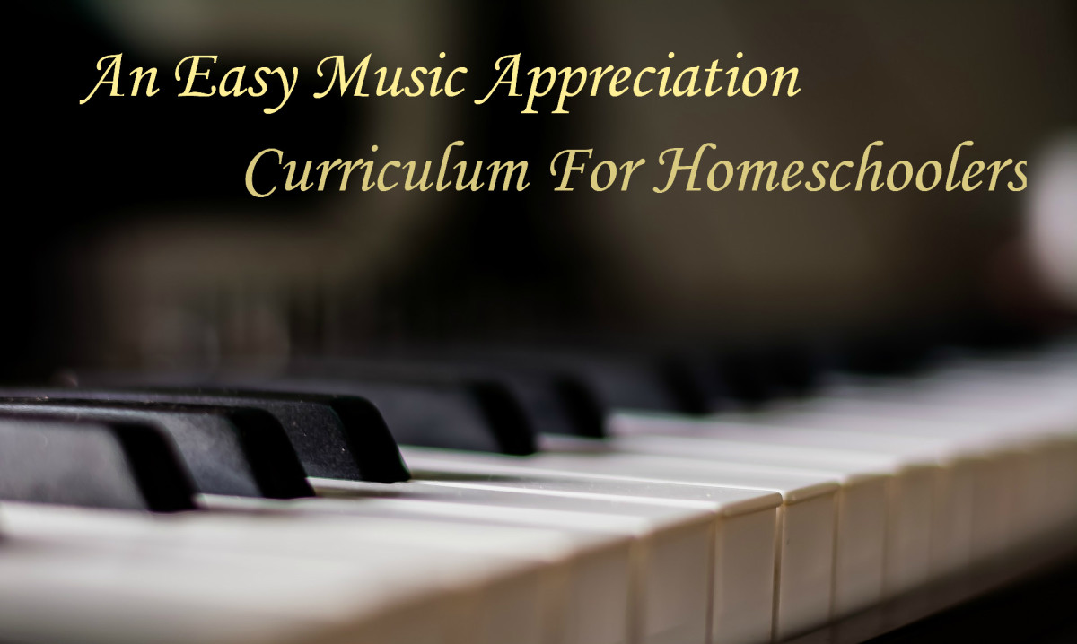 An Easy Music Appreciation Curriculum for Homeschoolers