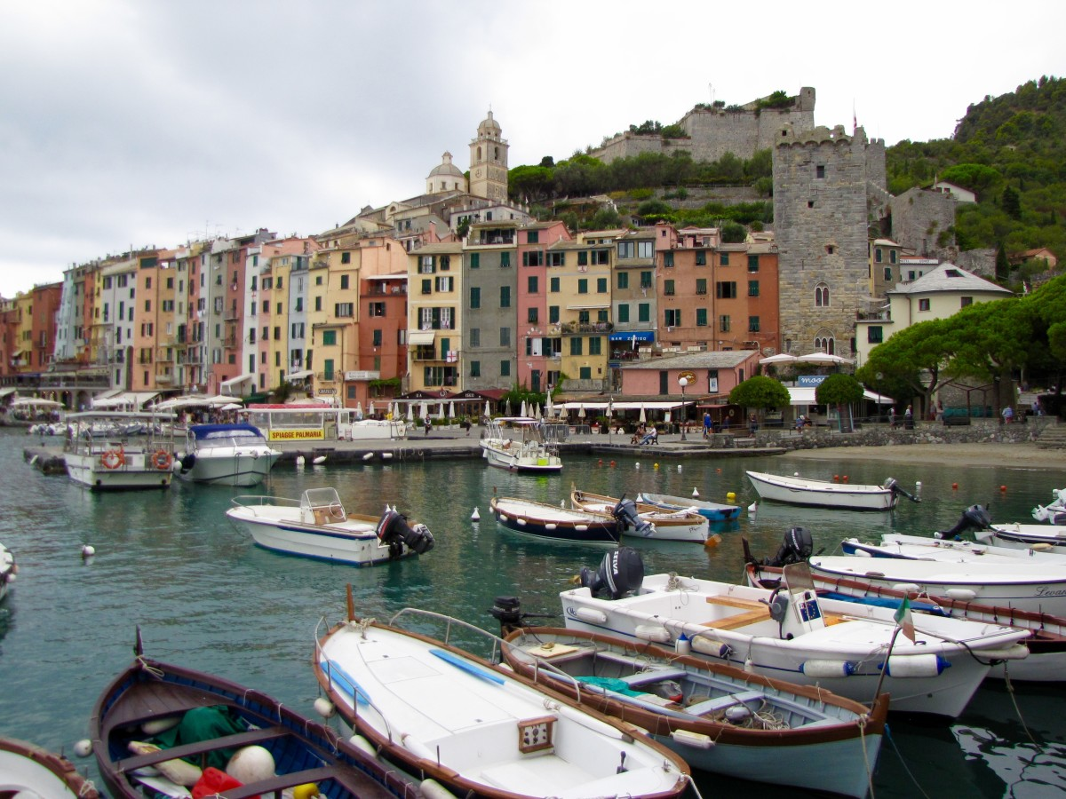 Visiting Porto Venere, Jewel of the Ligurian Coast