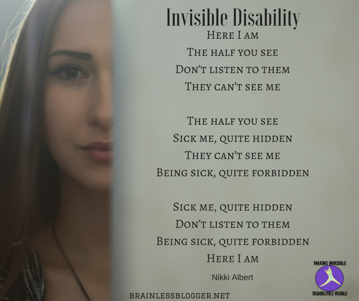 Hidden Invisible Disability