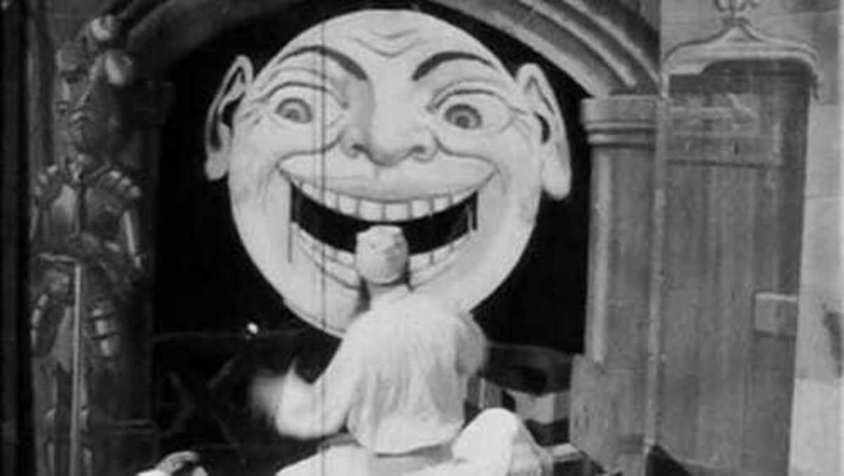 Still from A Nightmare (1896)