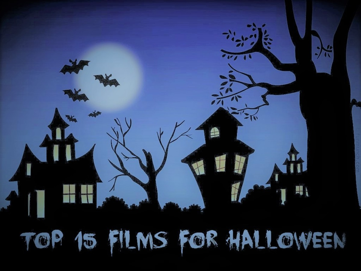 15 Horror Movies to Get You Into the Halloween Spirit