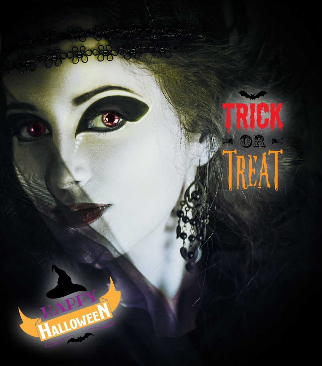 How to Create Your Own Halloween Image for Facebook