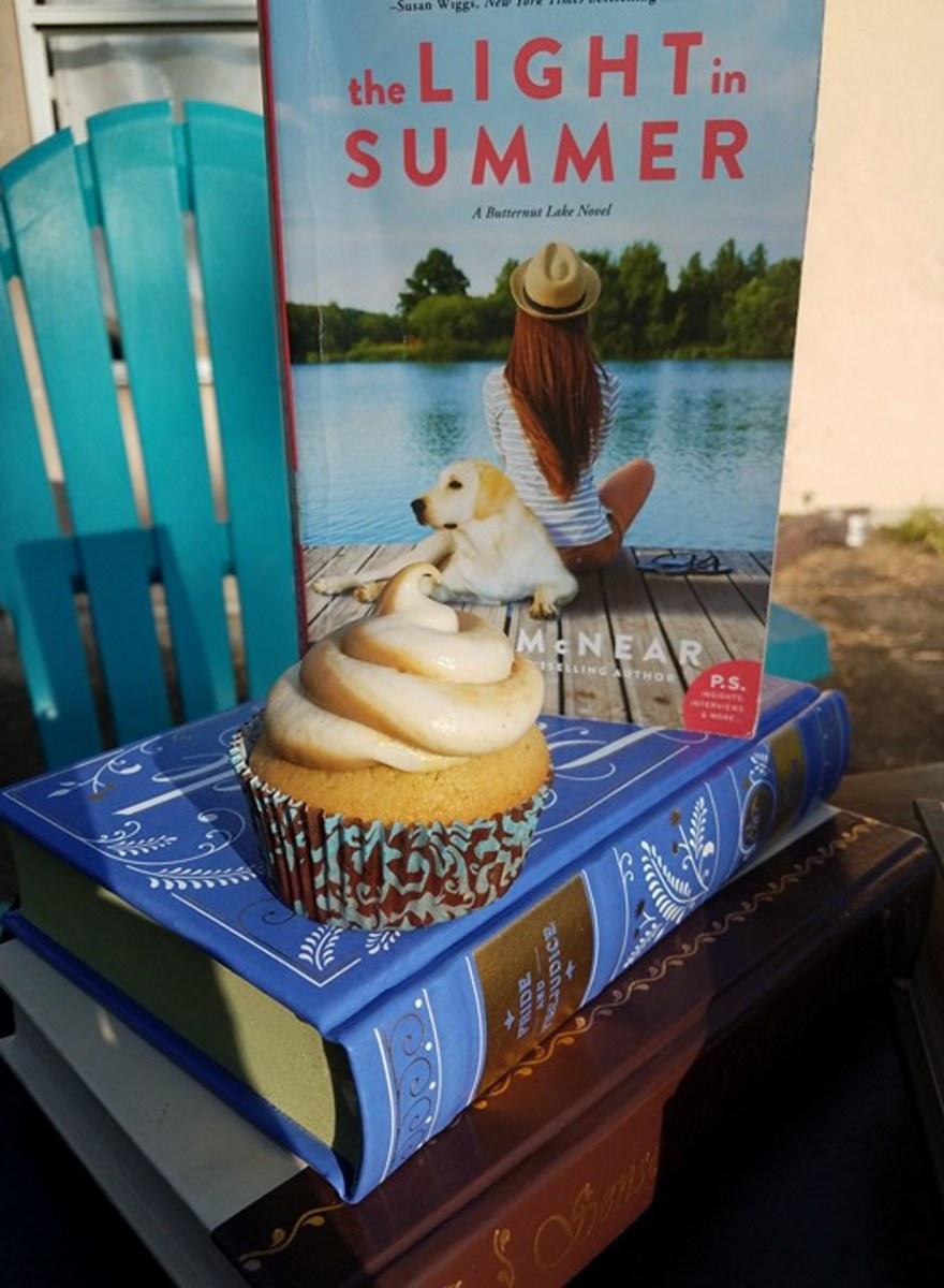 The Light In Summer A Butternut Lake Novel