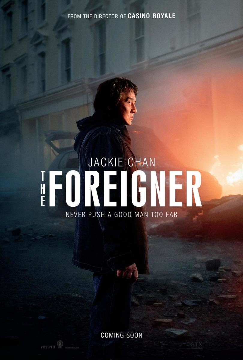 The Foreigner (2017) Review: Snake in the Grass