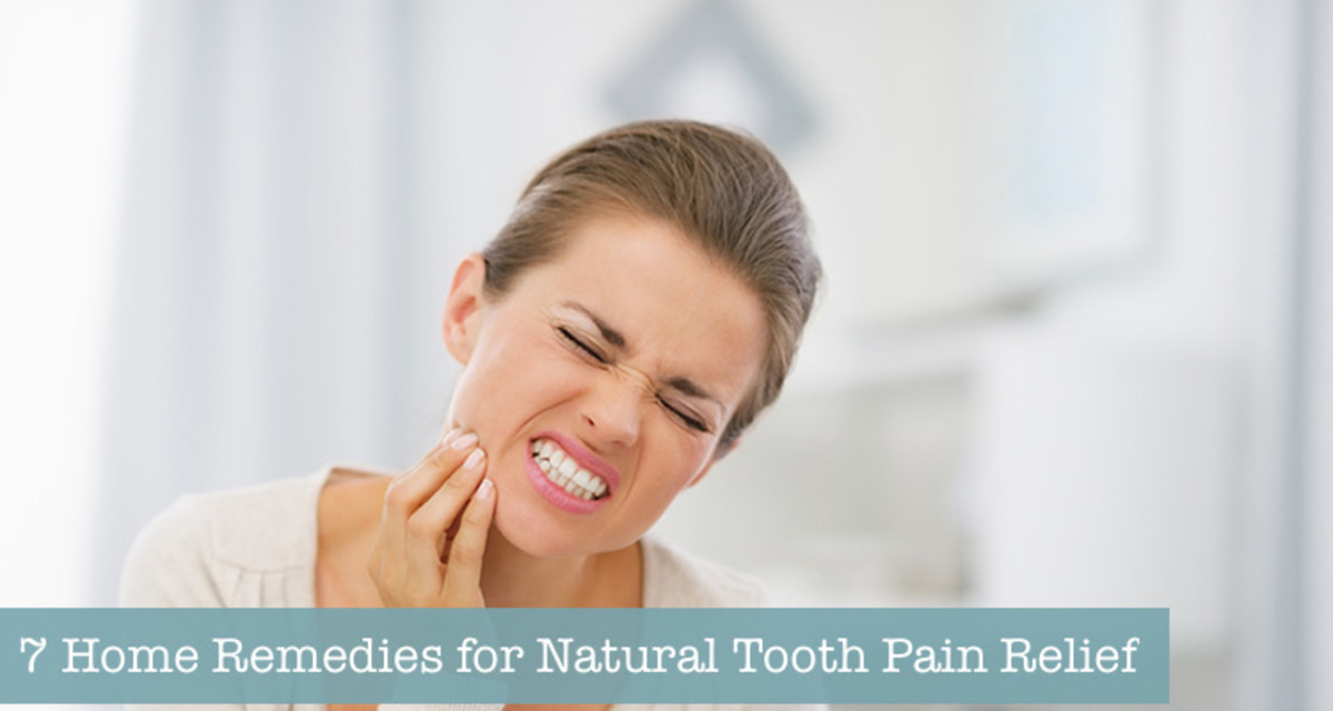 There are a number of home remedies for natural tooth pain relief that can prove helpful.