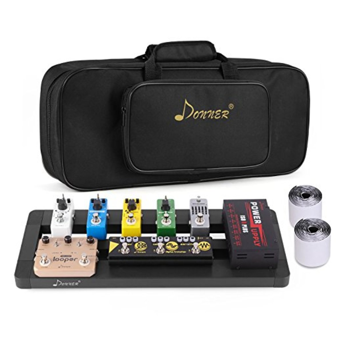 Building the Guitar Effects Pedal Board Setup That's Right for You