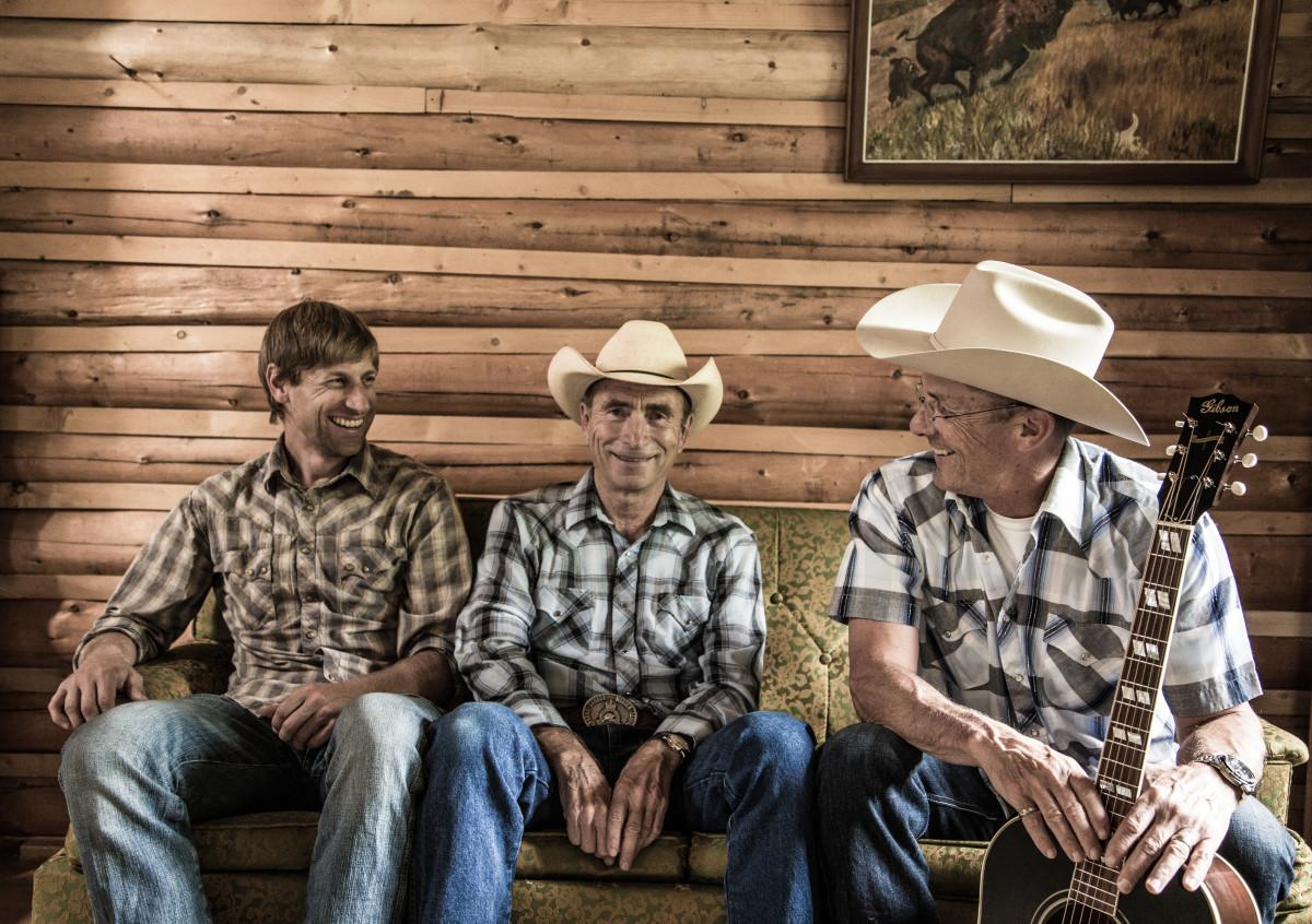 The Wardens (L to R): Ray Schmidt, Scott Ward, Bradley Bischoff