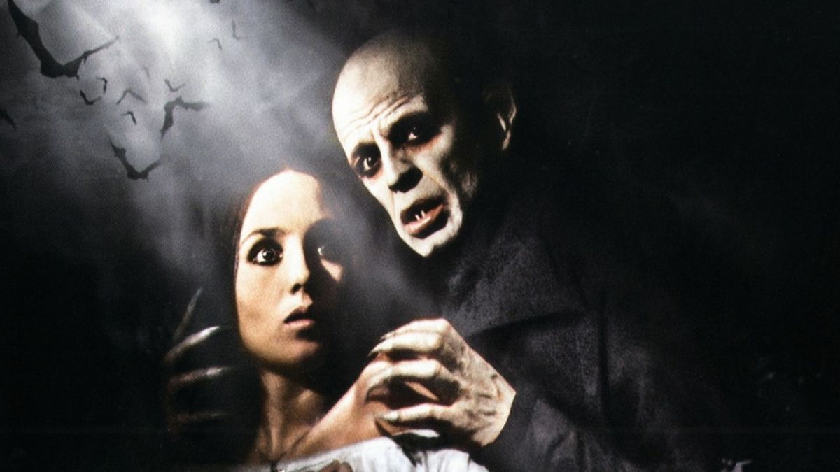No one likes a whining nosferatu