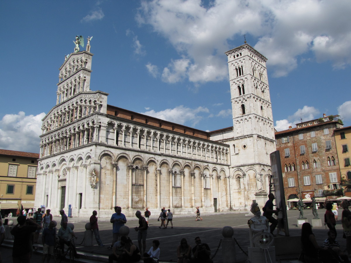 Lucca: Tuscany's Less-Traveled Gem