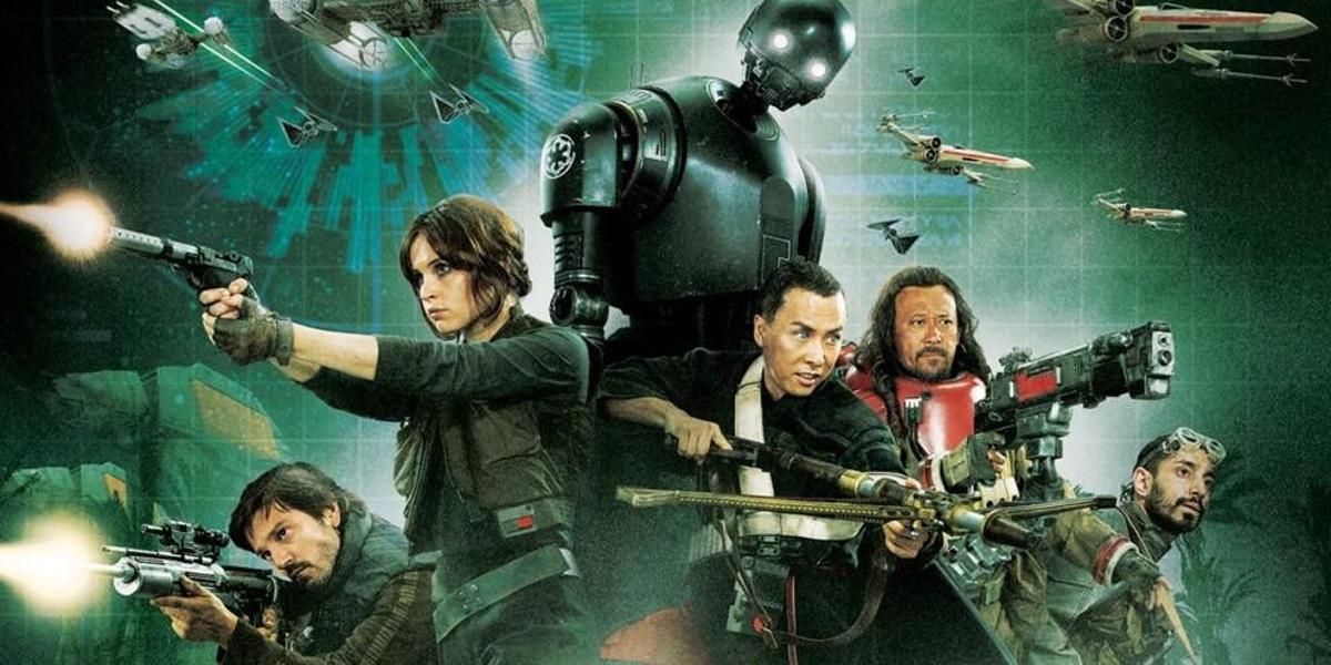 Rogue One: A Star Wars Story Review: An Untold Chapter in the Star Wars Story