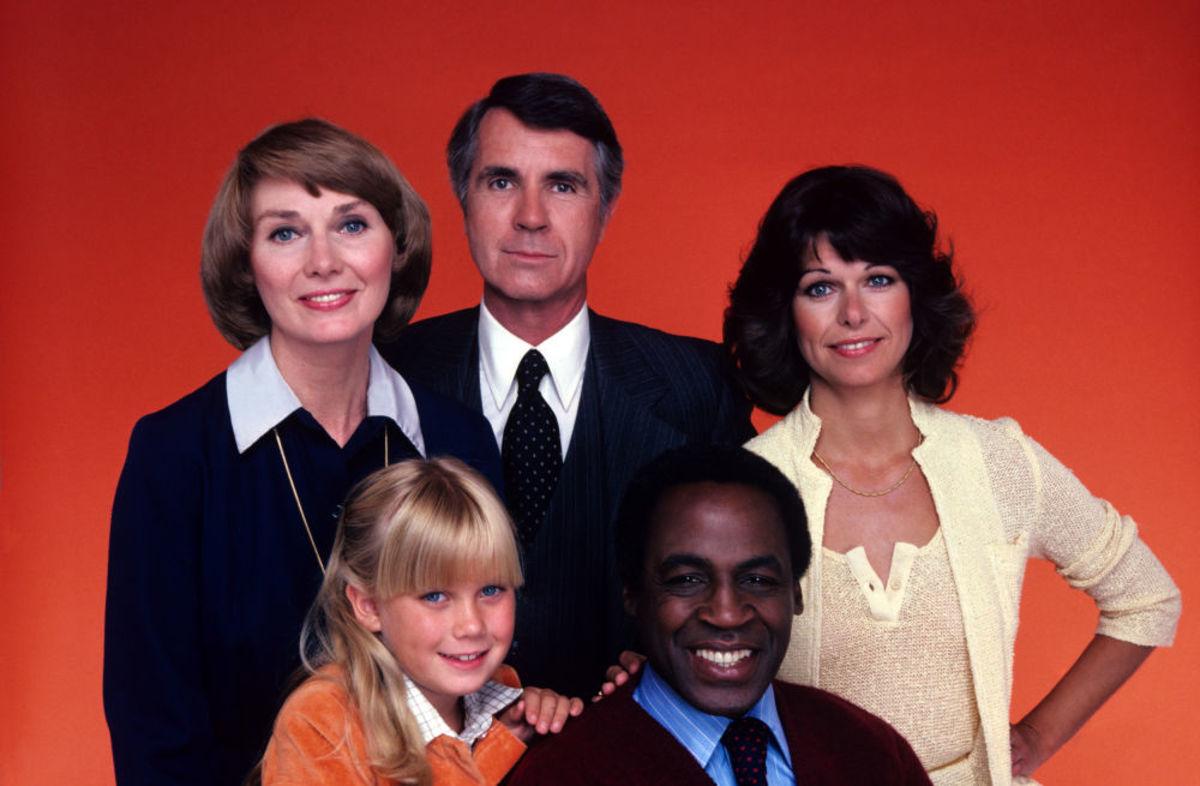 "Season 1 Cast of ""Benson,"" 80s TV Sitcom"