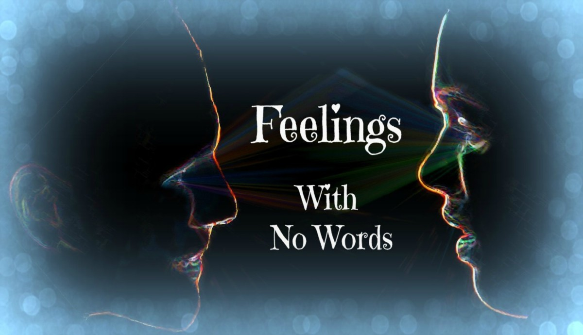 Feelings Without Words: Words With No English Translation