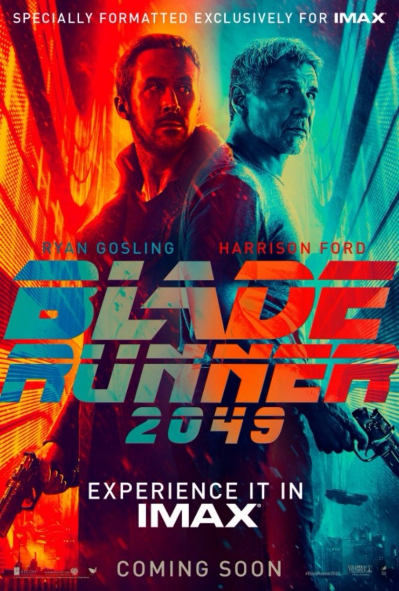 New Review: 'Blade Runner 2049' (2017)