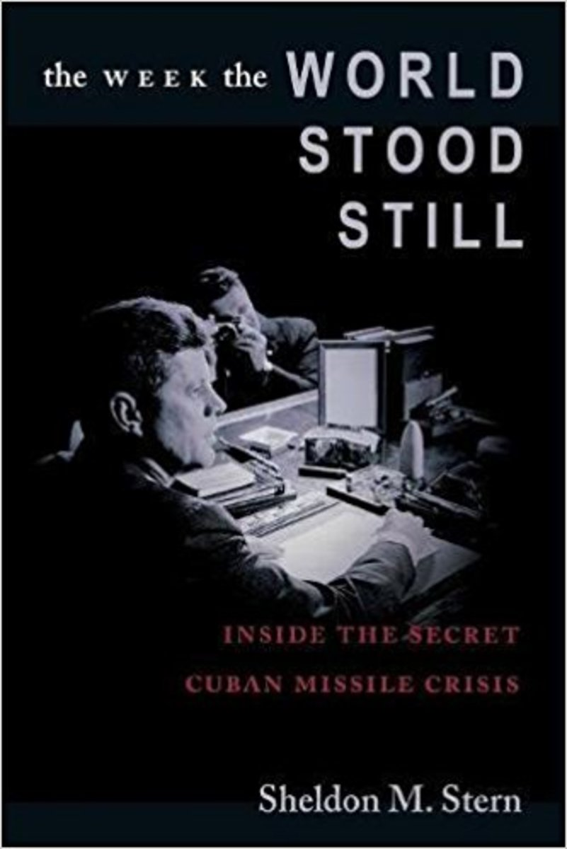 The Week the World Stood Still: Inside the Secret Cuban Missile Crisis.