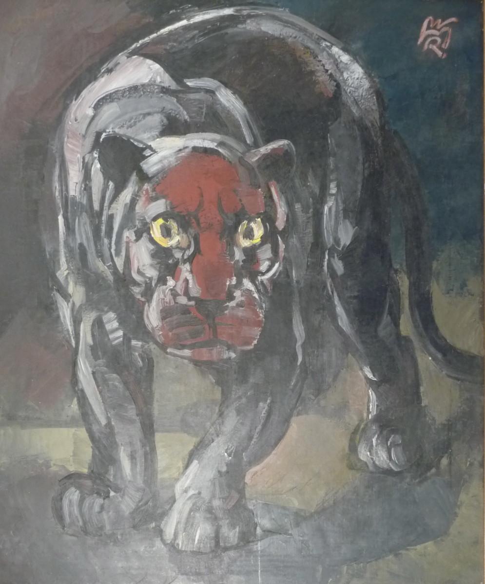ABC Poem: Jungle Cats