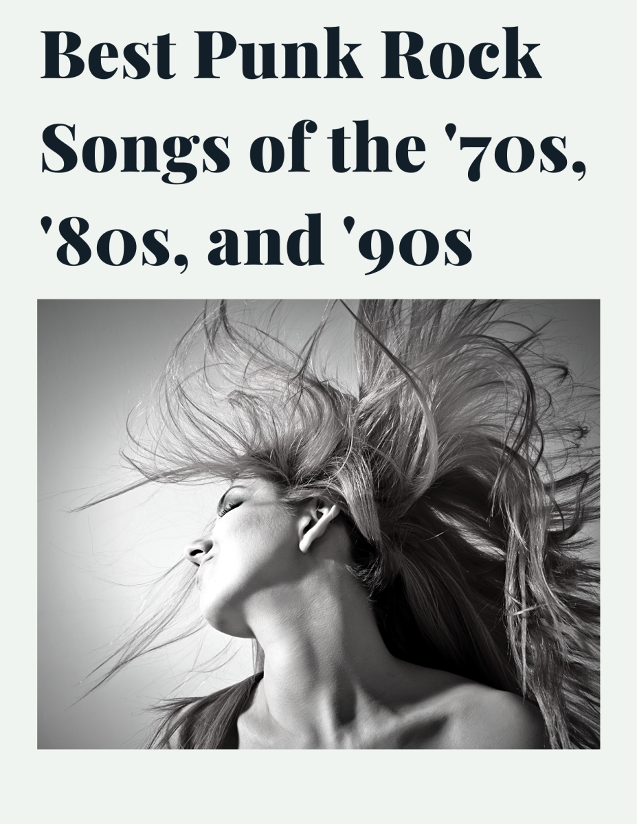 100 Best Punk Rock Songs of the '70s, '80s, and '90s