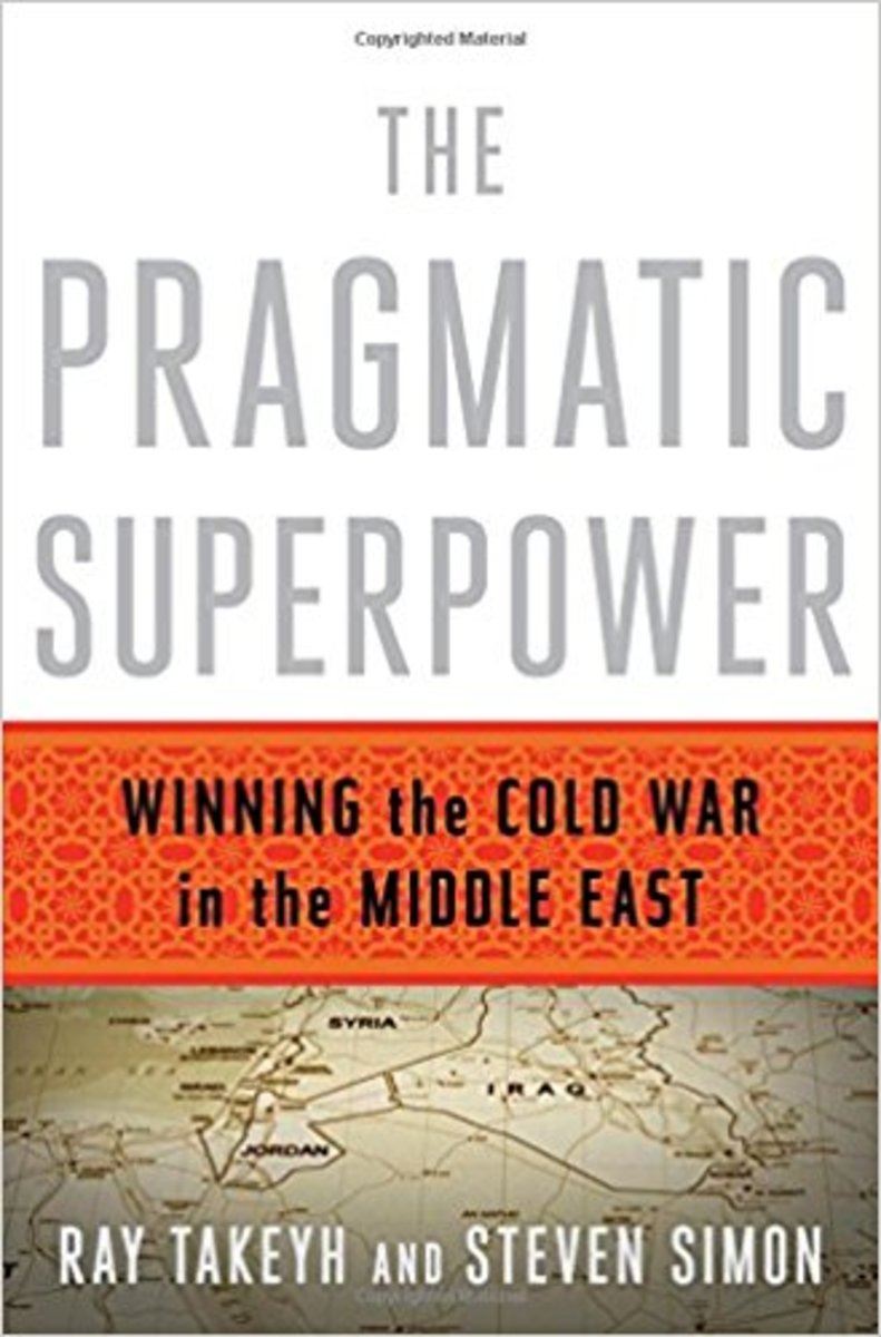 """The Pragmatic Superpower: Winning the Cold War in the Middle East."""