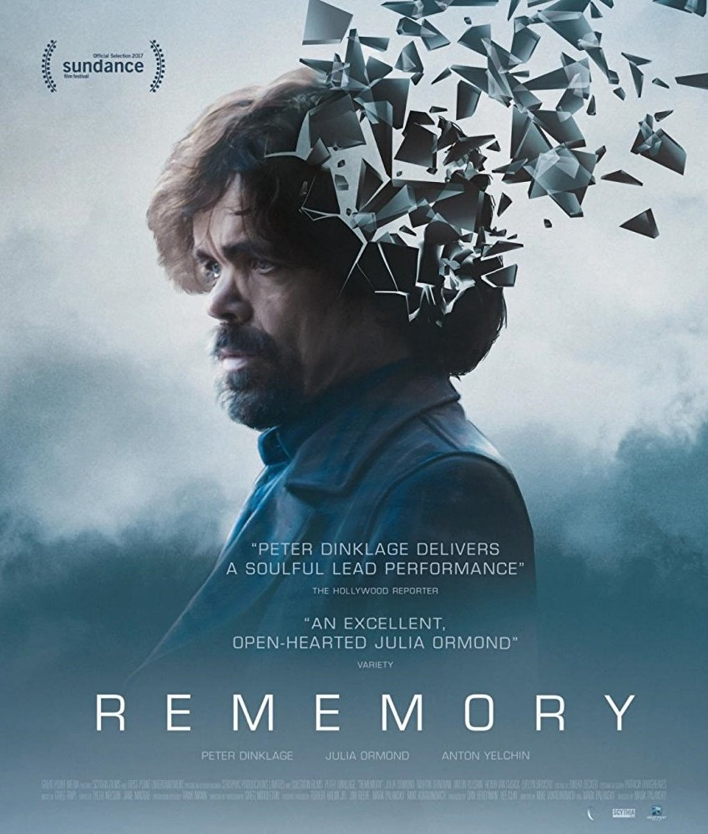 """Rememory"": A Millennial's Movie Review"