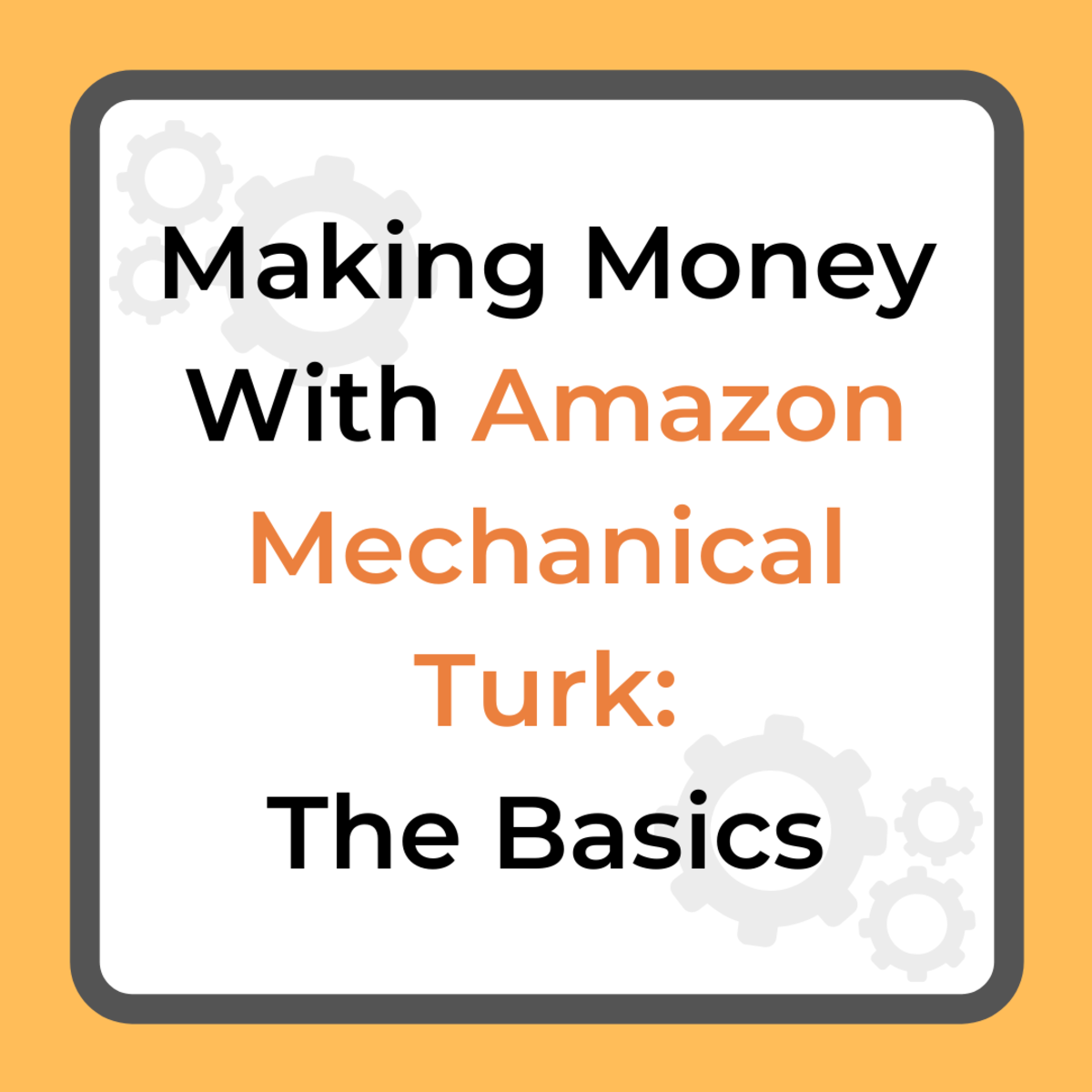 Learn more about Amazon's Mechanical Turk service, and get tips for earning income with it.