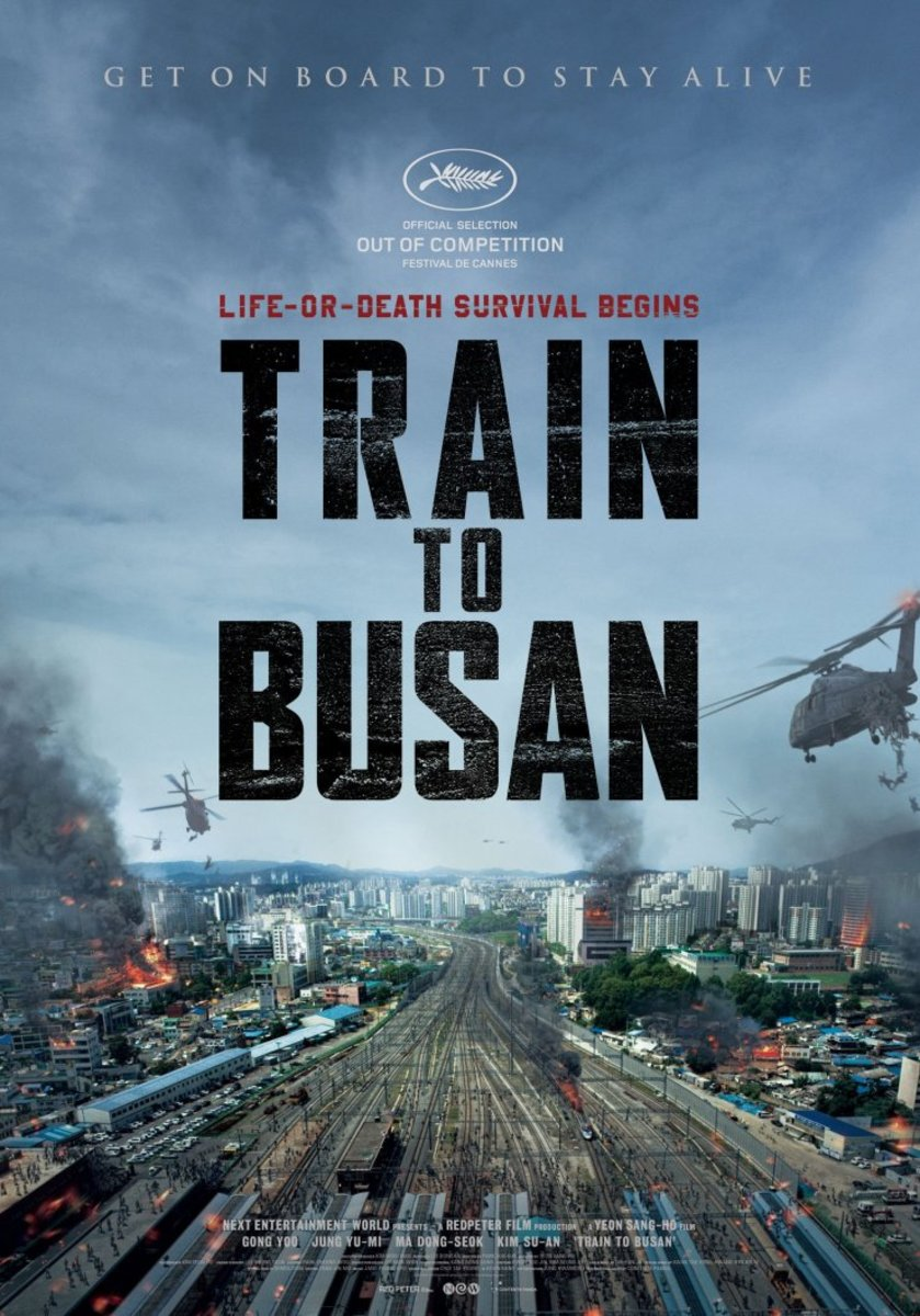 'Train to Busan'-A South Korean Zombie Masterpiece