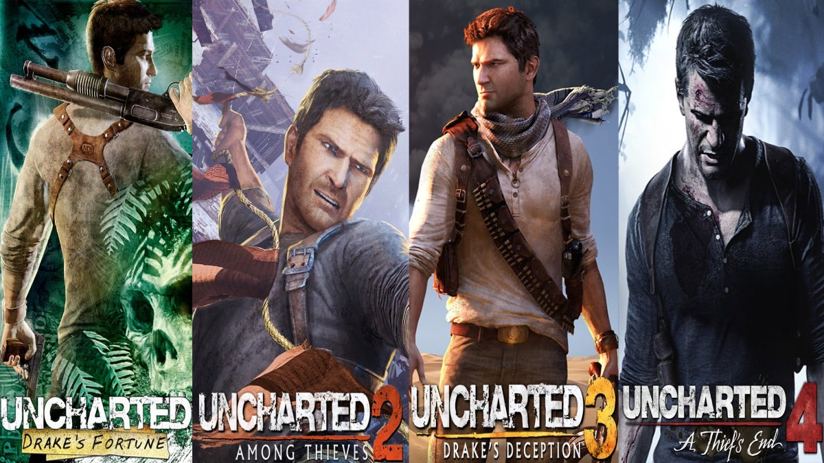 "Ranking the ""Uncharted"" Series"