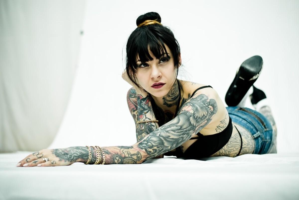 Fancy a tattoo?