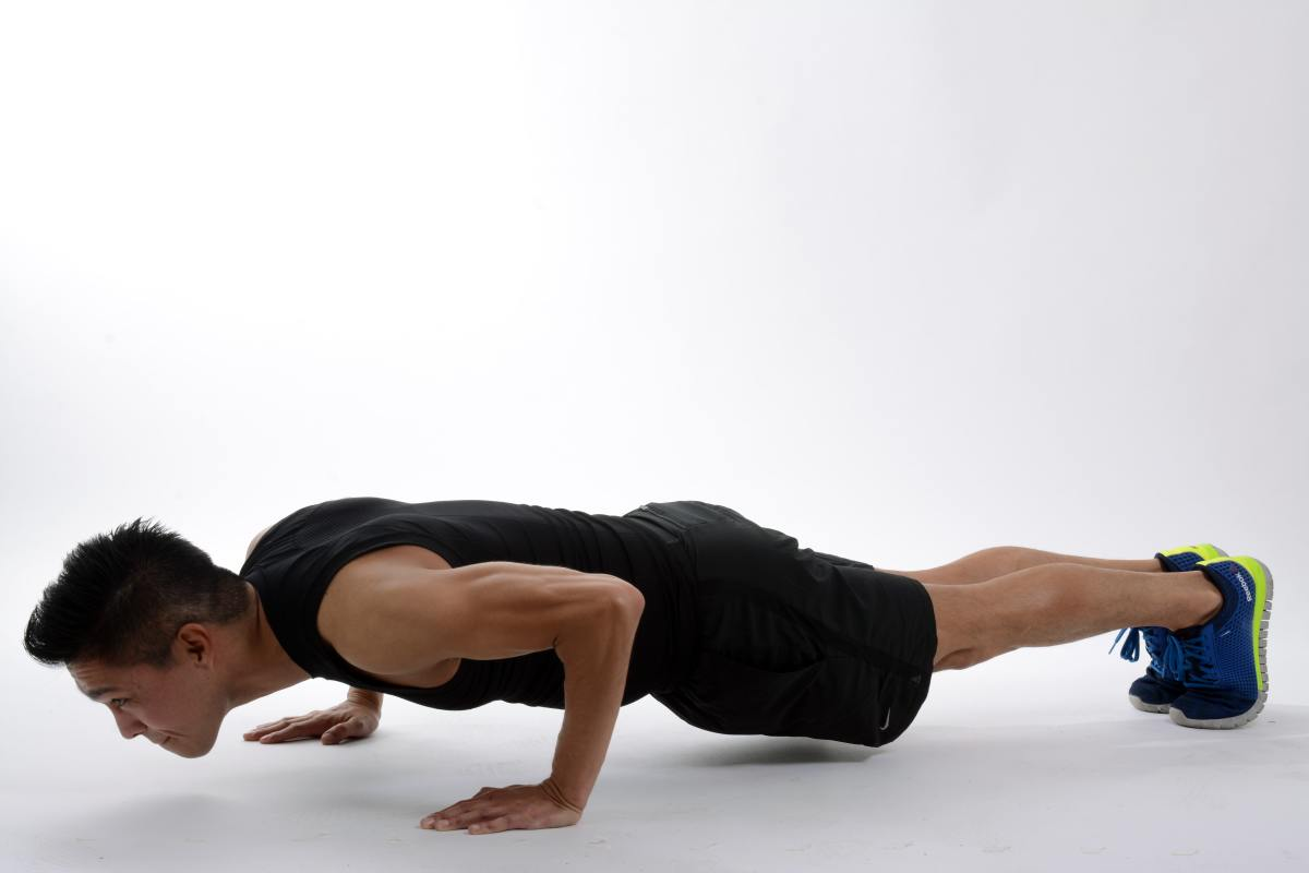 Effective Upper Body Exercises Using Only Your Body Weight