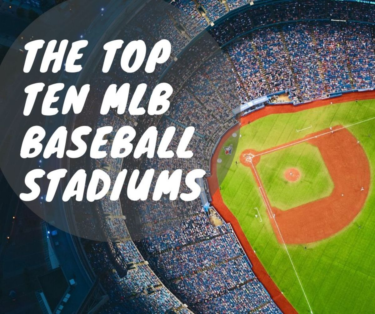 There are 30 MLB ballparks in North America. From someone who's been to every one of these parks—twice—here are the top ten.