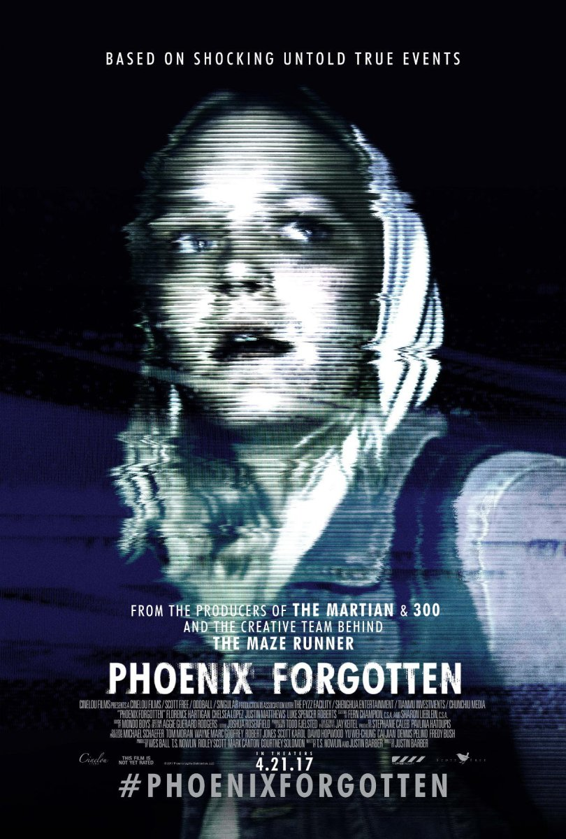 New Review: 'Phoenix Forgotten' (2017)