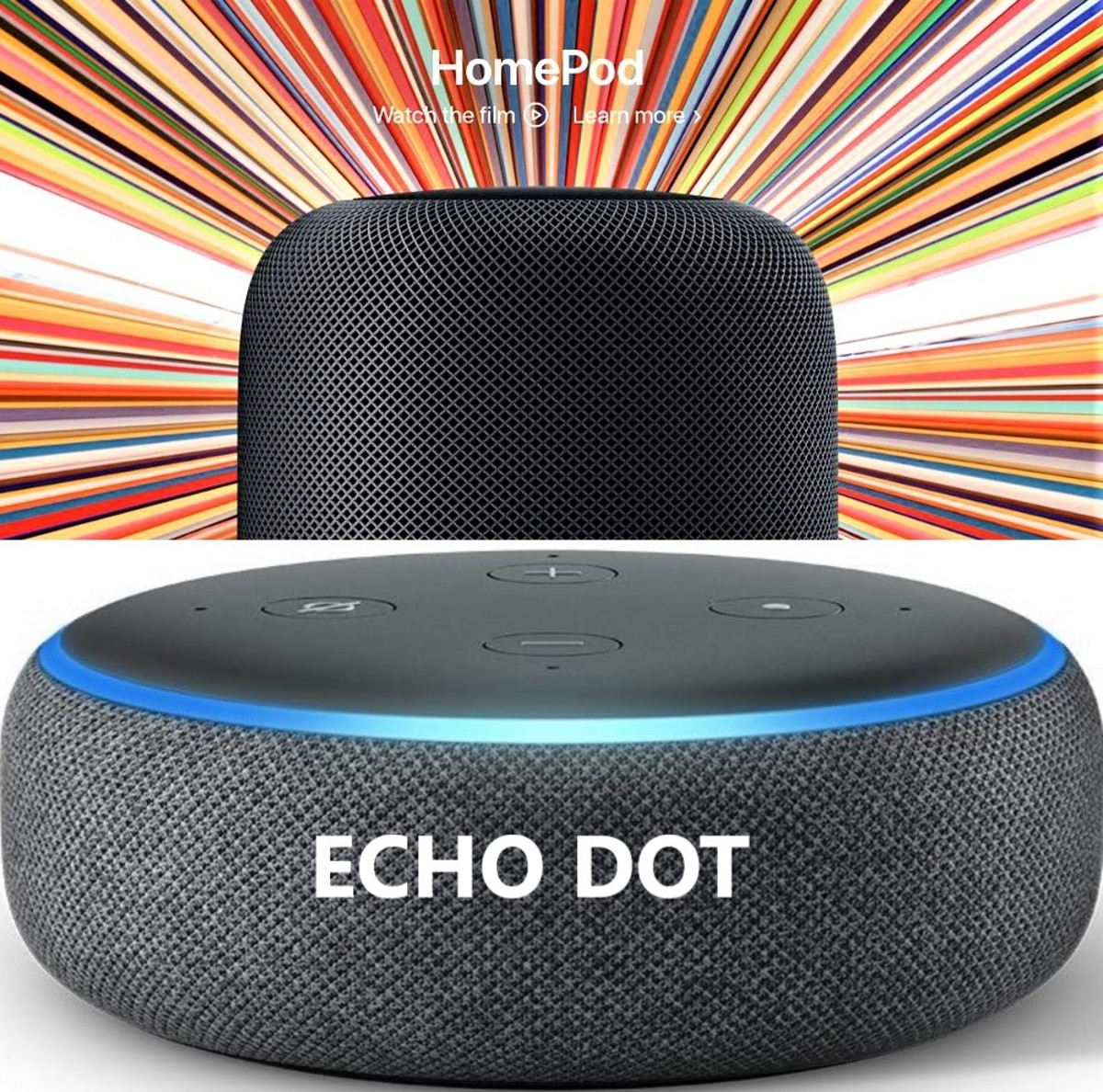 Amazon Echo vs Apple HomePod: Who Wins?