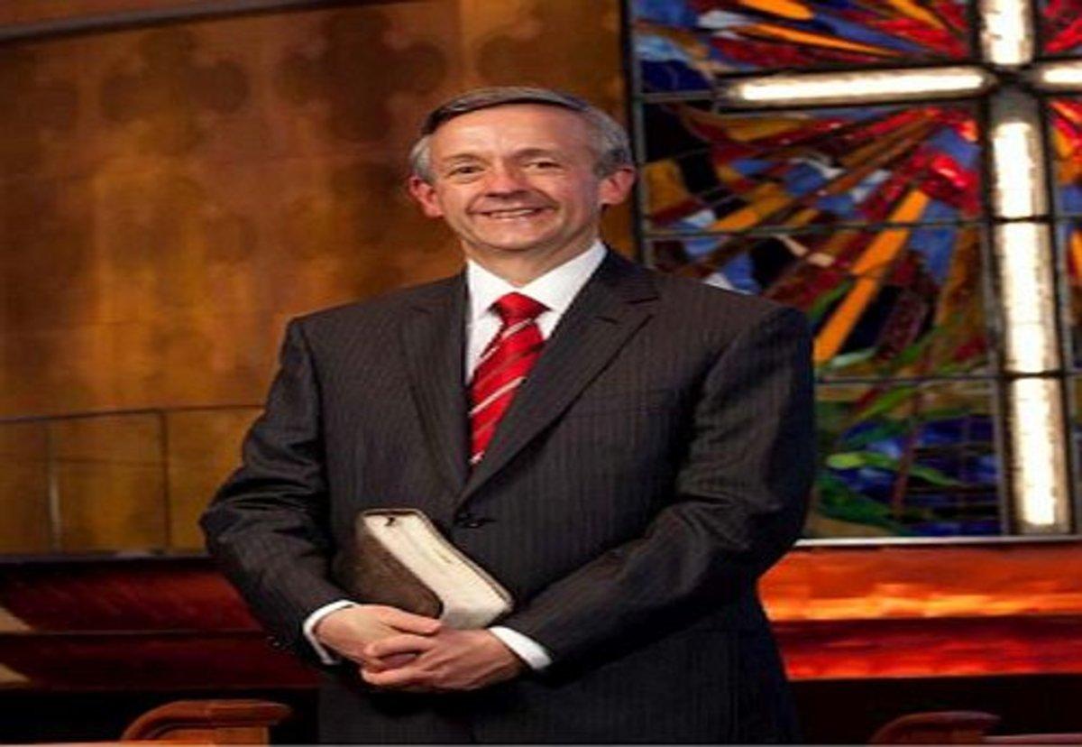 Image: Dr. Robert Jeffress, First Baptist Church, Dallas, Texas
