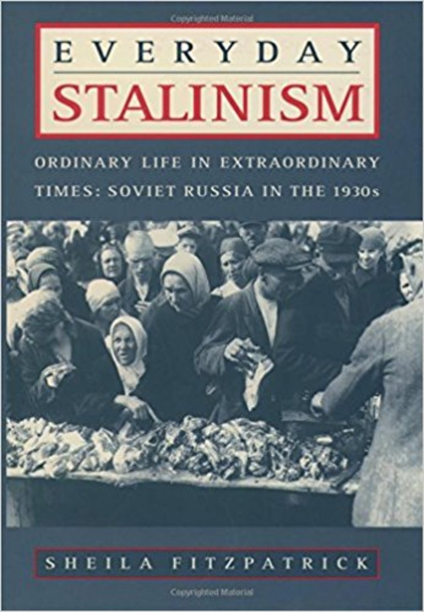 Everyday Stalinism: Ordinary Life in Extraordinary Times, Soviet Russia in the 1930s.