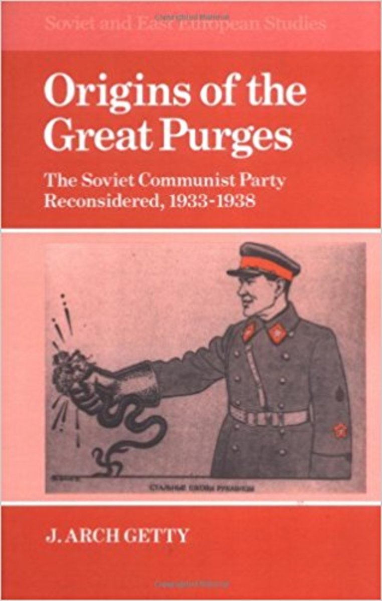 Origins of the Great Purges: The Soviet Communist Party Reconsidered, 1933-1938.